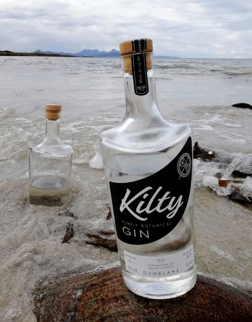 Kilty Bottle Contact