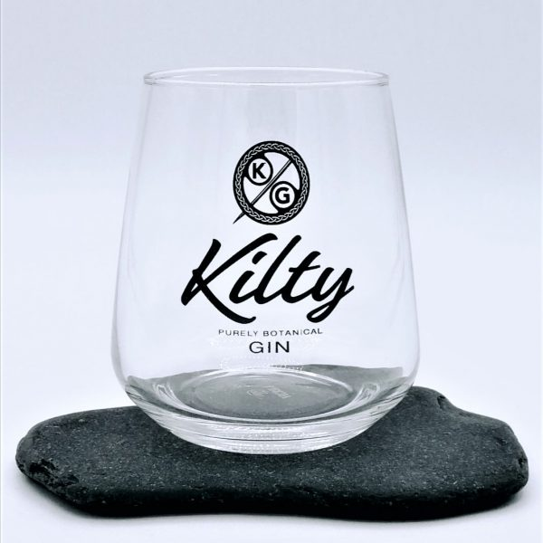 Kilty Gin glass