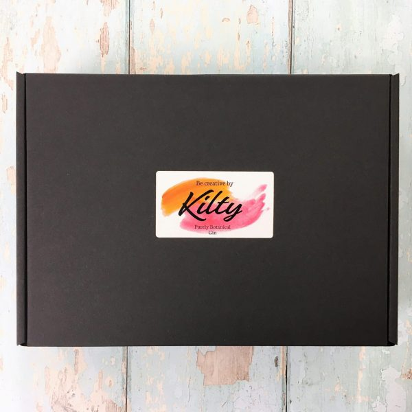 Kilty Gin Creative Box