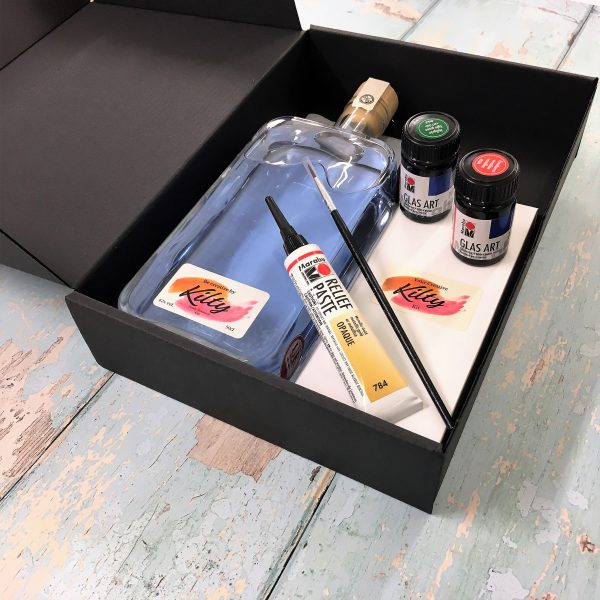 Kilty Gin Creative Box inside